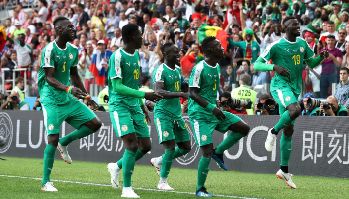 Coupe du monde 2018 le s n gal offre la 1ere victoire l afrique - Poule coupe du monde foot ...