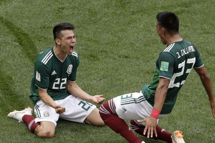 allemagne mexique