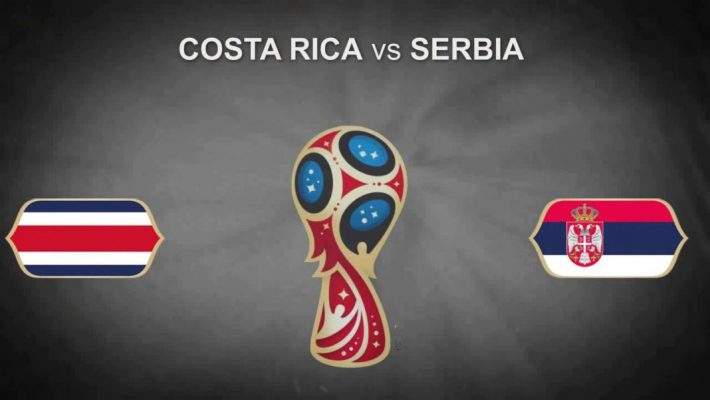 costa rica vs serbie