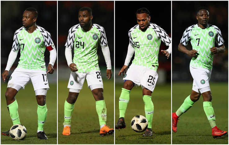 nike ensemble nigeria
