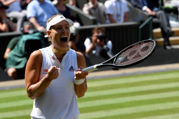 Wimbledon 2021 Kerber