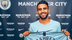 Mahrez Man City