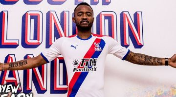 Ayew crystal Palace