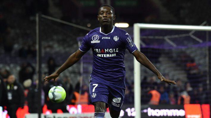 Transferts : quand l'OM se renseignait sur Max-Alain Gradel (Toulouse) - Foot - Transferts
