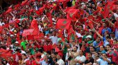 Morocco-Football-fans
