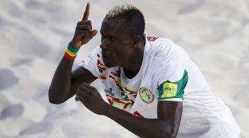 Sénégal beach soccer