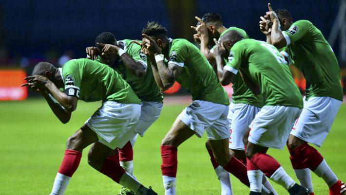 """Résultat de recherche d'images pour """"can 2019 match  madagascar rd congo"""""""