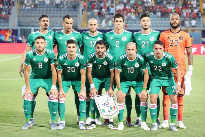 Equipe D Algerie Calendrier.Eliminatoires Can 2021 Le Calendrier Complet De L Algerie