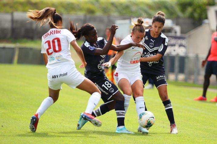 D1 (3e journée) : Le premier choc pour Bordeaux, Reims remporte le duel des promues
