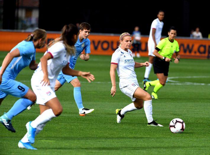 [UWCL, 1/16e retour] OL – Riazan (7-0) : Une victoire sans forcer, les Lyonnaises qualifiées en 1/8e