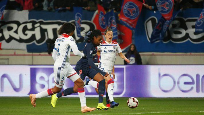 D1 (10e journée) – Le PSG a résisté à l'Olympique Lyonnais
