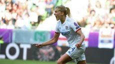 Ligue des Championnes : Ada Hegerberg, meilleure buteuse de l'histoire en Coupe d'Europe