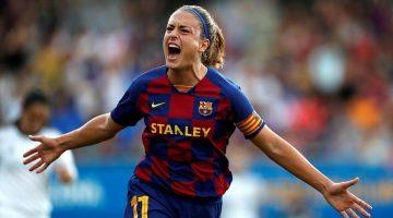 Alexia Putellas (FC Barcelone) dénonce la condamnation des indépendantistes catalans