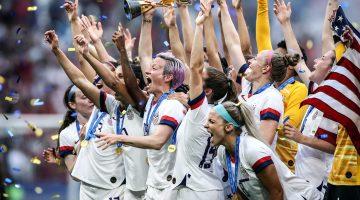 Coupe du monde 2019 : 1,12 milliard de téléspectateurs au total, record absolu !