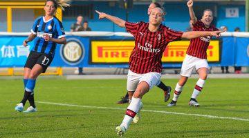 Serie A (3e journée) : Le derby milanais pour les Rossonere, l'AS Roma confirme face à Empoli