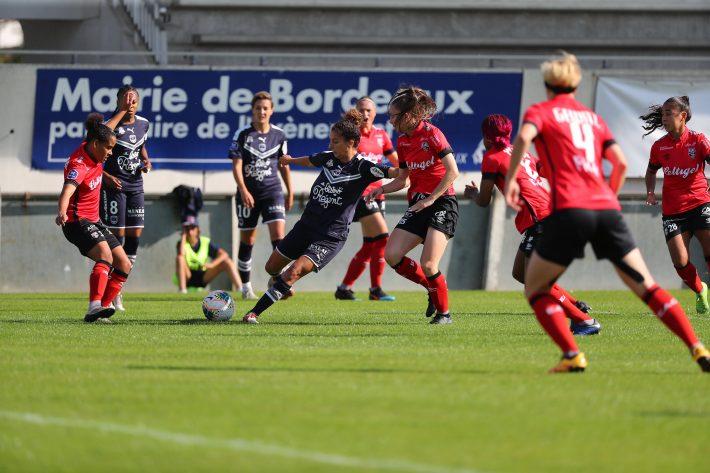 D1 (5e journée), Bordeaux – Guingamp (1-2) : Guingamp crée la surprise, Bordeaux reste au pied du podium