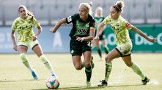 Frauen-Bundesliga (8e journée) : Des leaders en réussite, Potsdam renoue avec la victoire