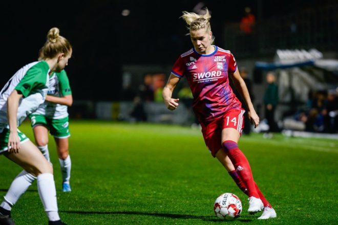 [UWCL] Ligue des Championnes : Avec 51 buts, Ada Hegerberg égale le record d'Anja Mittag