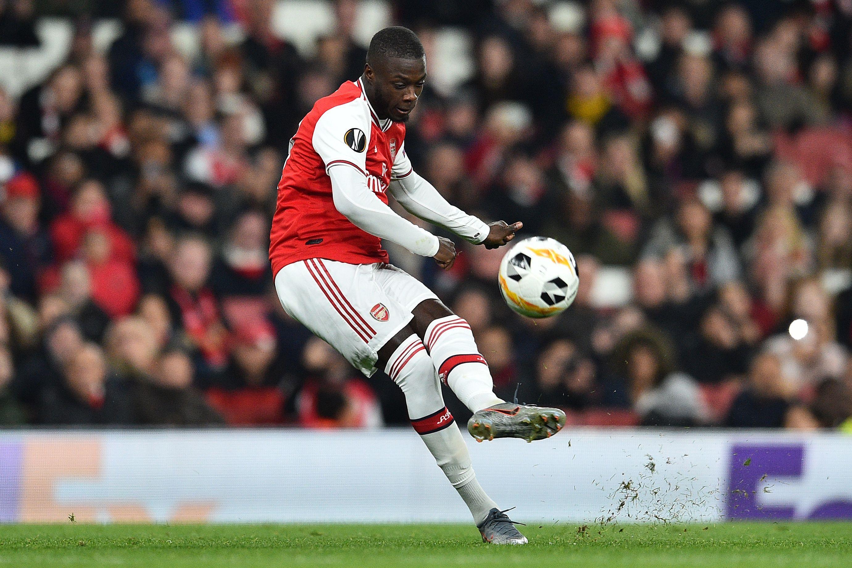 Europa League : Arteta élogieux envers Nicolas Pépé - Africa Top Sports