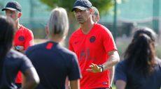 Olivier Echouafni (PSG) : « J'ai essayé de mettre l'équipe [...] la plus performante »