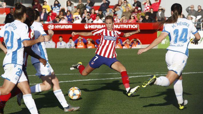 Primera Iberdrola (8e journée) : La Corogne chute face à l'Atlético, le CD Tacon dans le rouge