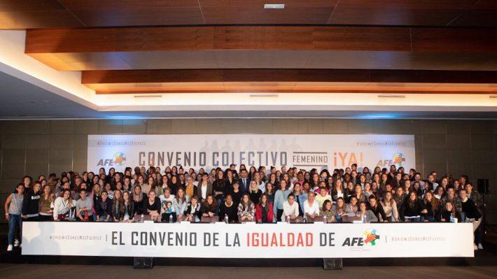Espagne : Les joueuses en grève pour exiger la mise en place d'une convention collective