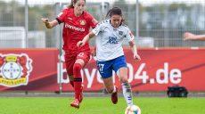 Frauen-Bundesliga (9e journée) : Leverkusen renoue avec la victoire, Wolfsburg attend le Bayern