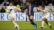 [D1, 9e journée] OL – PSG (1-0) : Au bout du choc, la victoire revient aux Lyonnaises