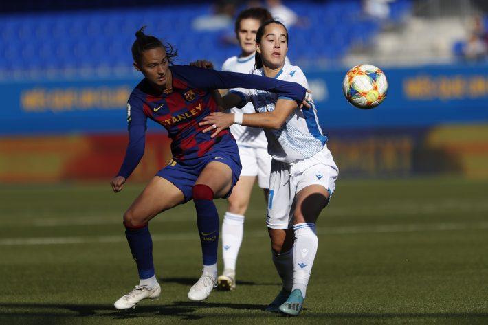 Primera Iberdrola (10e journée) : Le Barça étouffe le Deportivo, le Betis de nouveau relégable