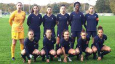 Bleuettes (amical) : Les U19 tricolores s'inclinent (1-2) à Clairefontaine face à la Belgique