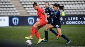D1 (12e journée) : Le PSG retrouve la deuxième place après le derby, le FC Metz reste dans l'impasse