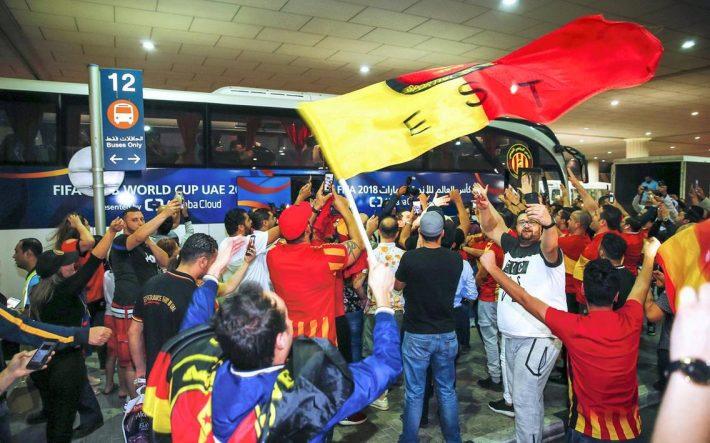 Coupe Du Monde Des Clubs 2019 Entree En Lice De L Esperance De Tunis