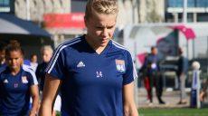 D1 Arkema - Ada Hegerberg victime d'une rupture du ligament