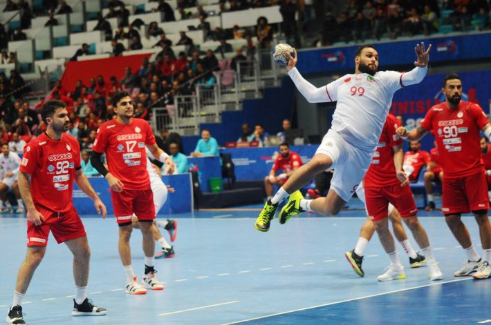 CAN Handball 2020 : un choc Tunisie Algérie au menu mercredi