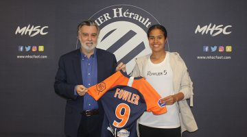 D1 : Montpellier officialise l'arrivée de l'Australienne Mary Fowler