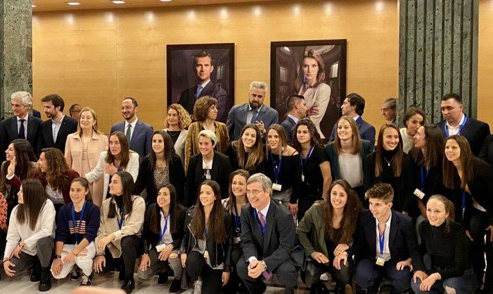 Espagne : La convention collective du football féminin enfin signée, les joueuses reçues au Parlement