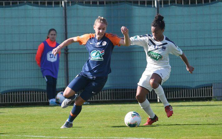 Coupe de France (quarts) : Lyon franchit l'obstacle dijonnais, Bordeaux renversant à Montpellier