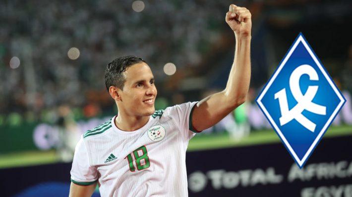 Algerie Zeffane Et Ferhat Sont Forfaits Et Quittent Les Fennecs