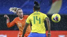[Tournoi de France] Pays-Bas – Brésil : La Seleçao et Natascha Honegger accrochent le nul face aux Pays-Bas