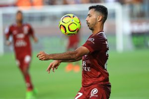 Farid Boulaya : L'Algérien élu meilleur joueur du FC Metz