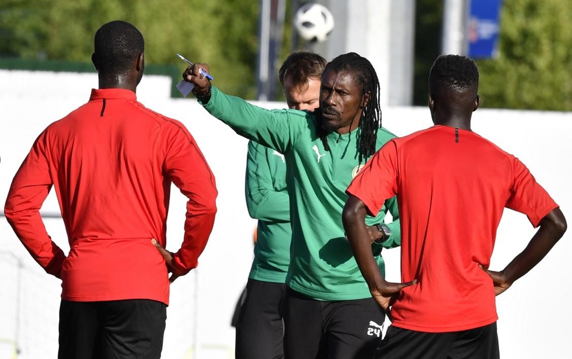 Elim CAN 2021 : le Sénégal avec Dia et Name contre la ...