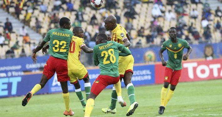 CHAN : la RDC éliminée par le Cameroun