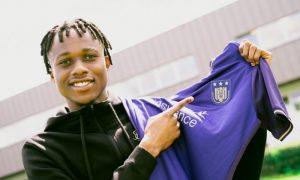 Aruna Dindane espère que Christian Kouamé sera encore meilleur que lui à Anderlecht