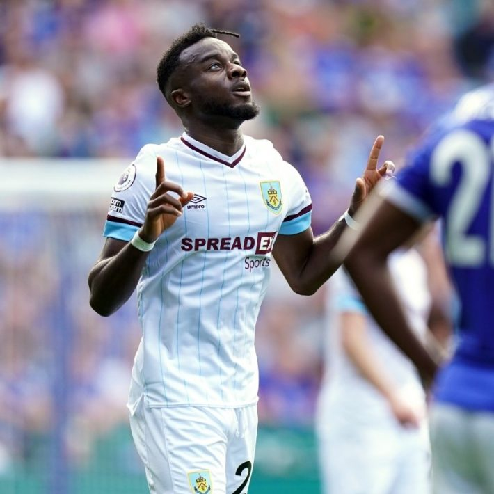 First Premier League objective and harm for Maxwel Cornet