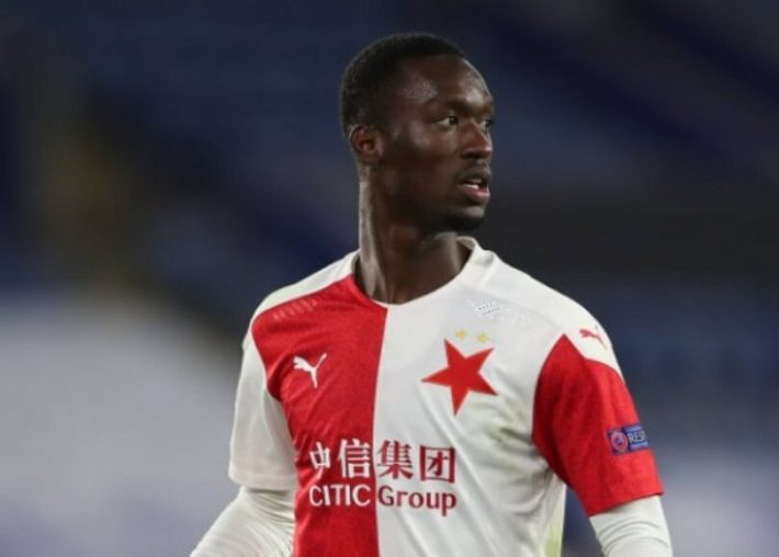 The Senegalese who was recruited by Brighton and loaned to Stock City