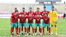 U20 du Maroc